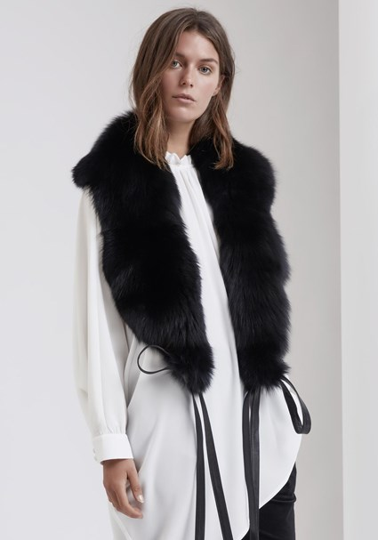 buy the latest Camilla Fur Wrap online