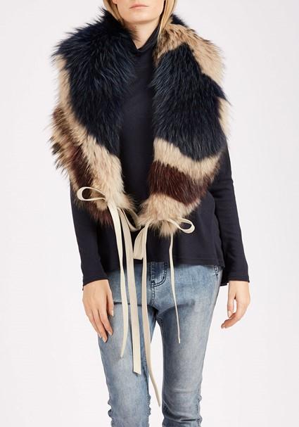 buy the latest Camilla Fur Wrap online