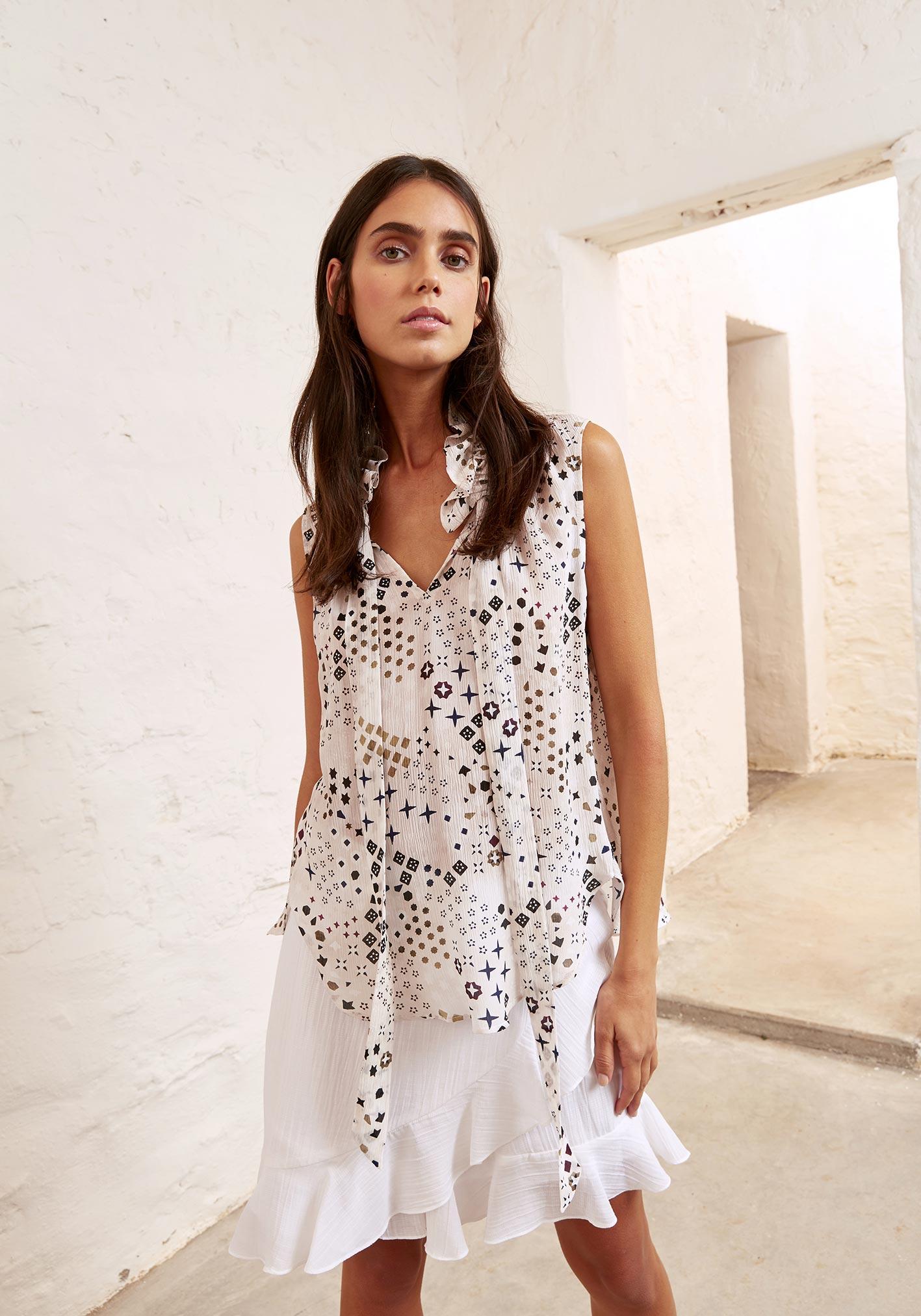 Sally Phillips - Adelaide Fashion Designer - S | S 2 1